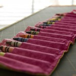 How to make a Crayon Roll