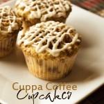 Cuppa Coffee Cupcakes