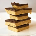 Peanut Butter Bars – Tastes just like a Reese's Peanut Butter Cup