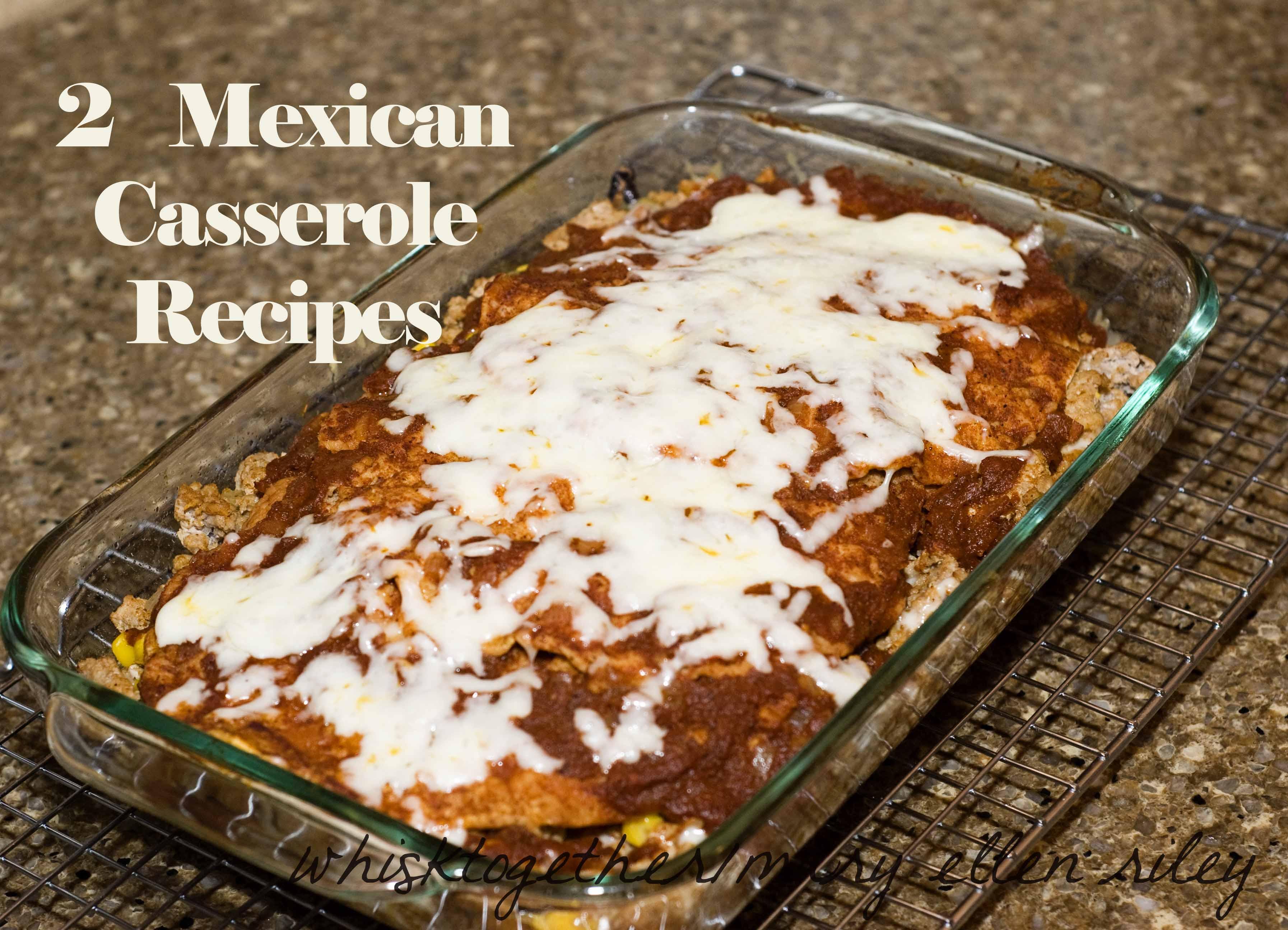 ... /2013/01/2-mexican-casserole-recipes-cr.jpg.   Casseroles   Pinterest