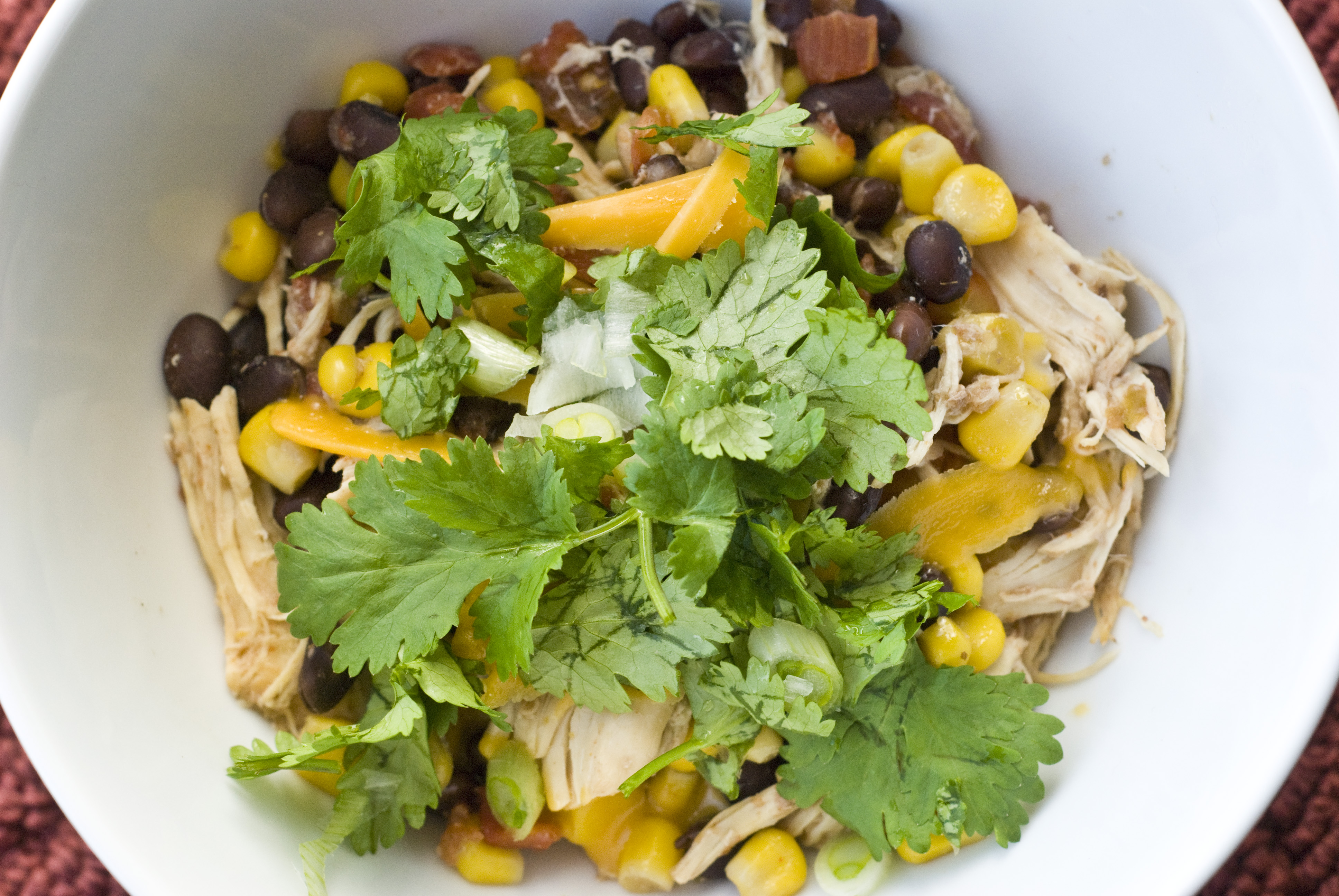 chicken this crock pot santa fe slow cooker santa fe chicken crock pot ...