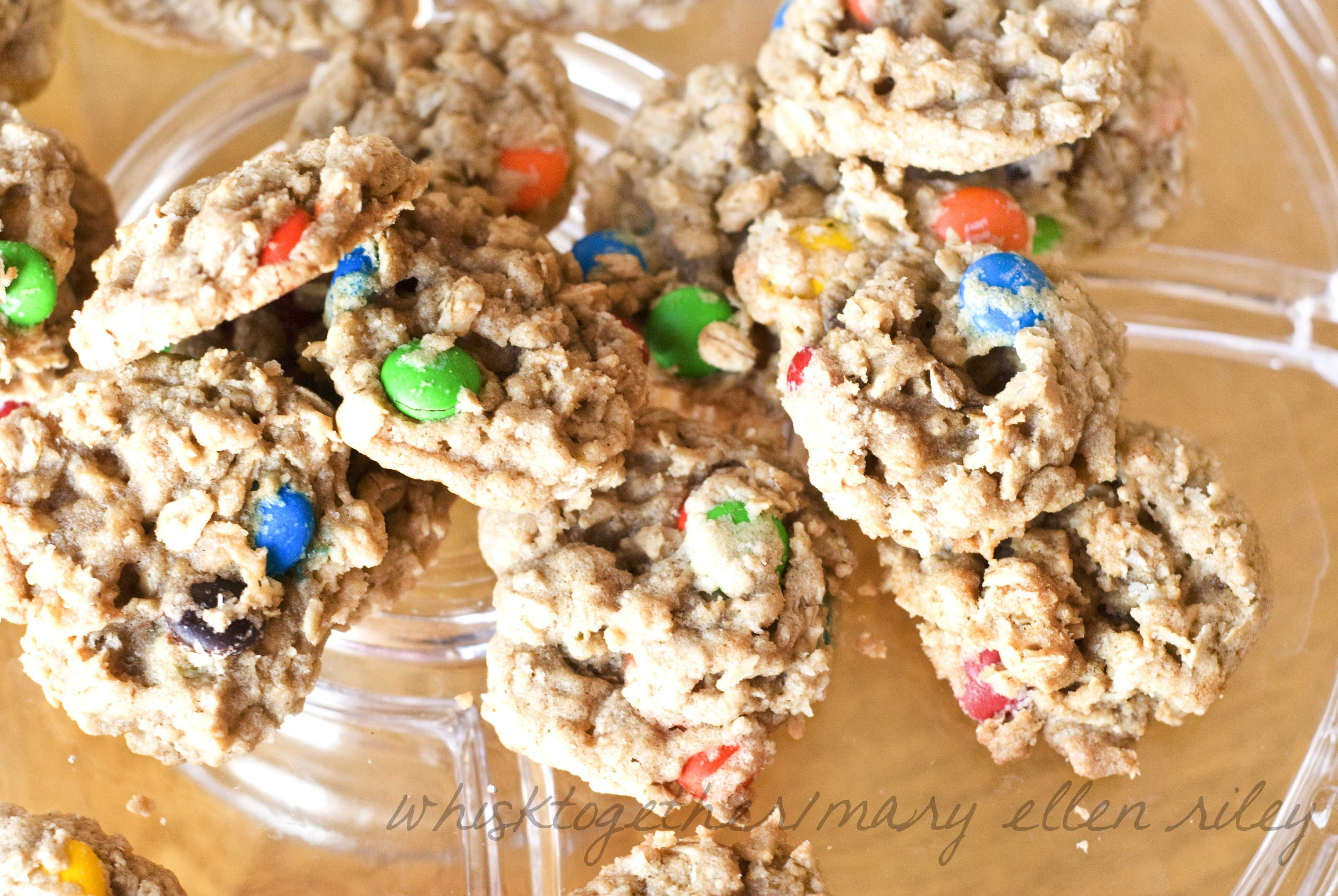 cookie chewy coconut m m oatmeal m m confetti cookies egg free oatmeal ...