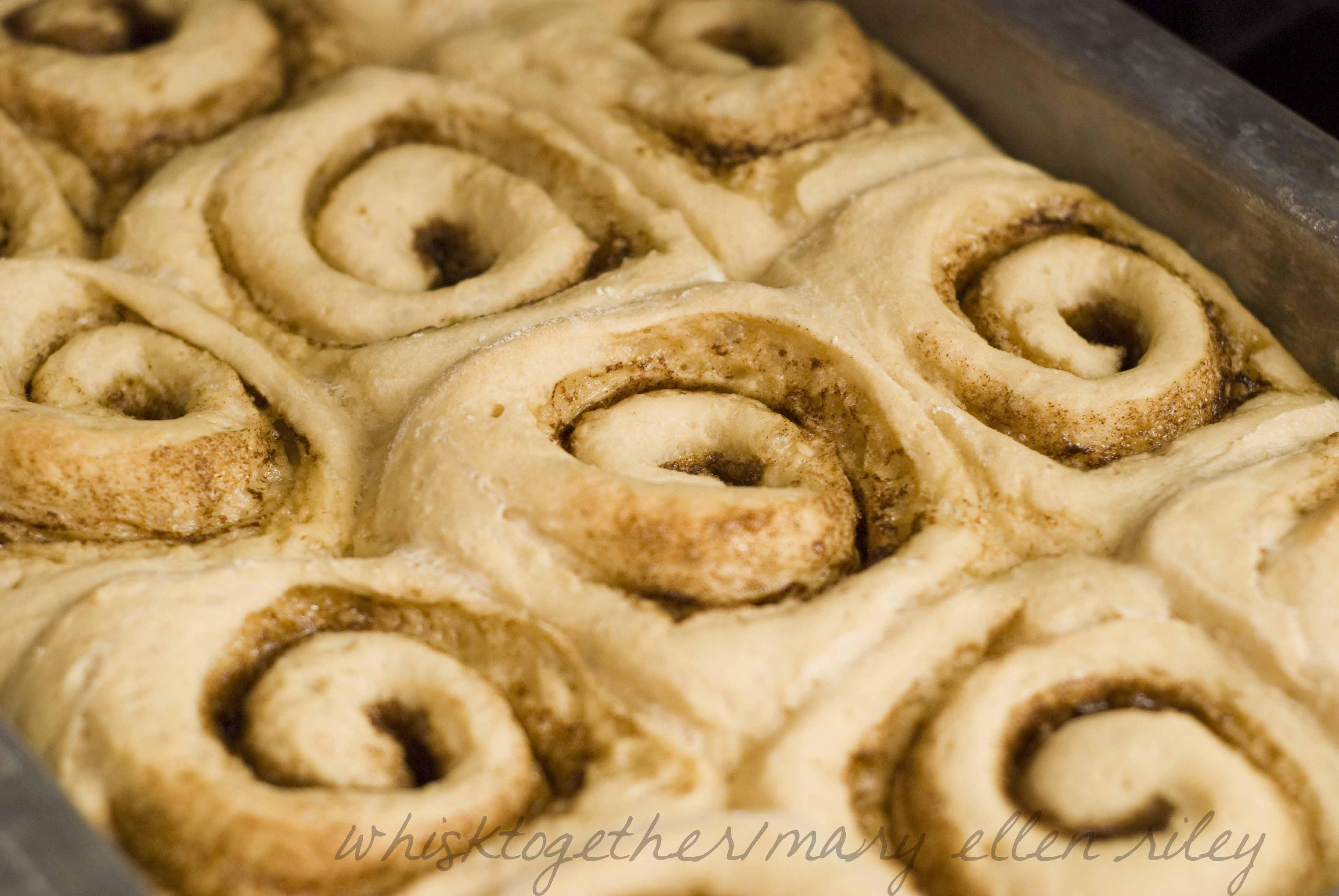 bread machine cinnamon roll dough