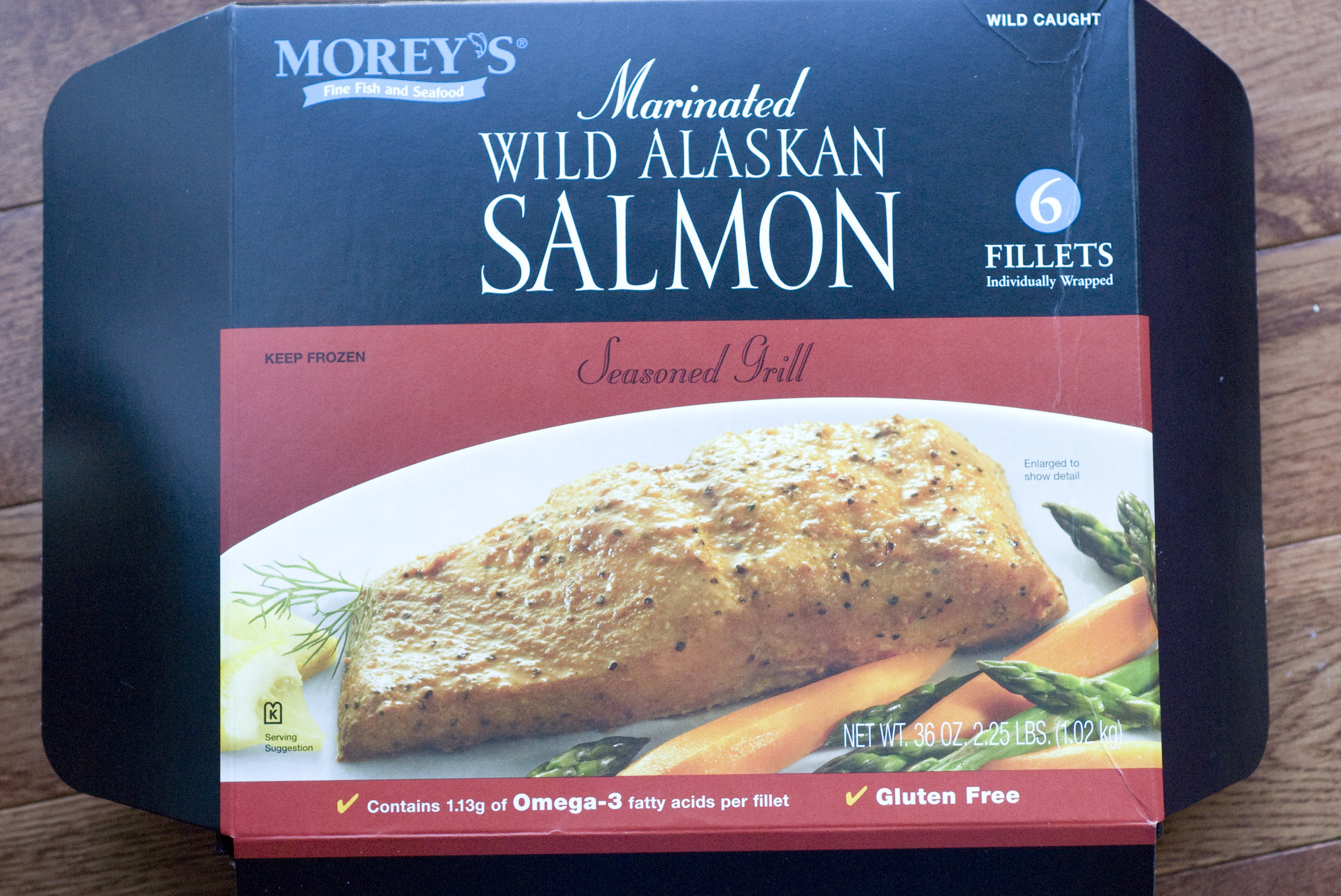 Costco frozen alaskan fish recipes - sectamilas20's soup