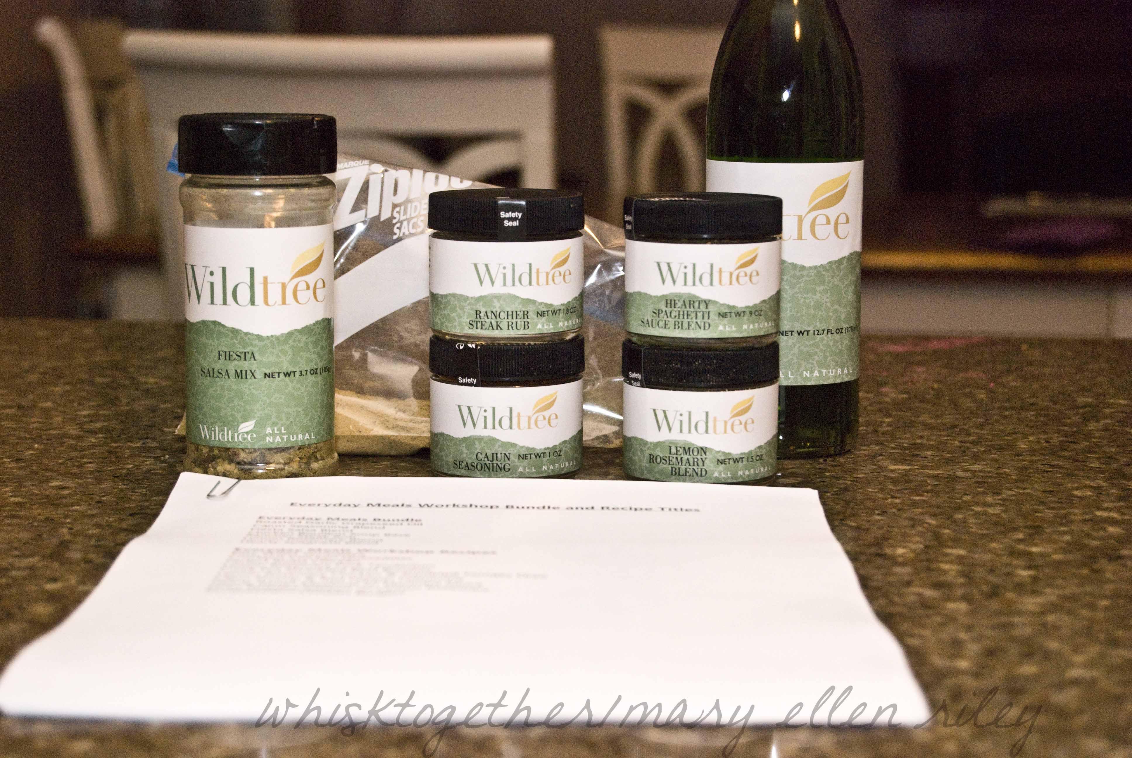 Wildtree Everyday Freezer Meal Workshop_1 on Whisk Together