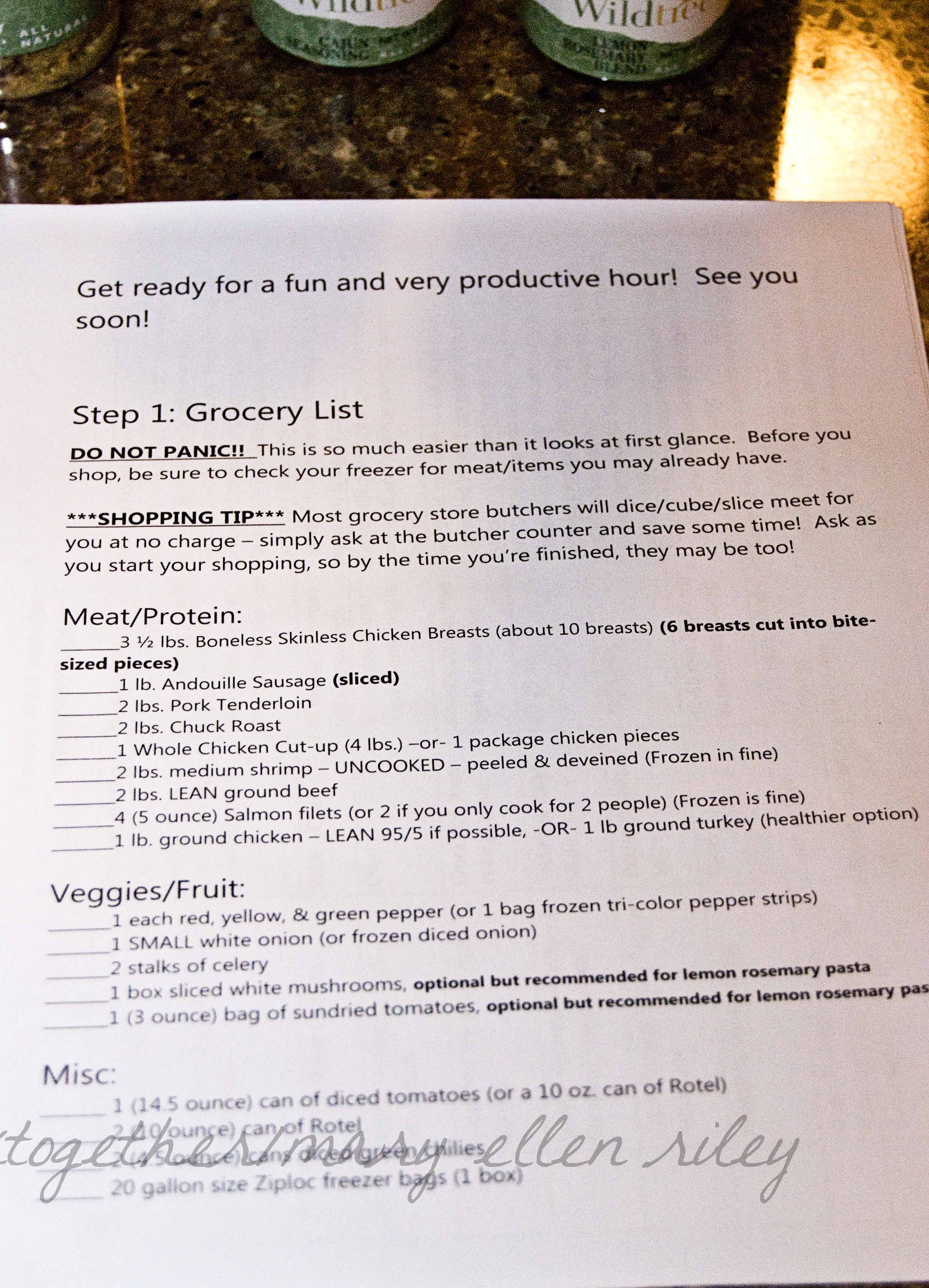 Wildtree Everyday Freezer Meal Workshop_3 on Whisk TOgether