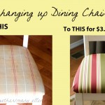 How to Upholster Your Dining Chairs