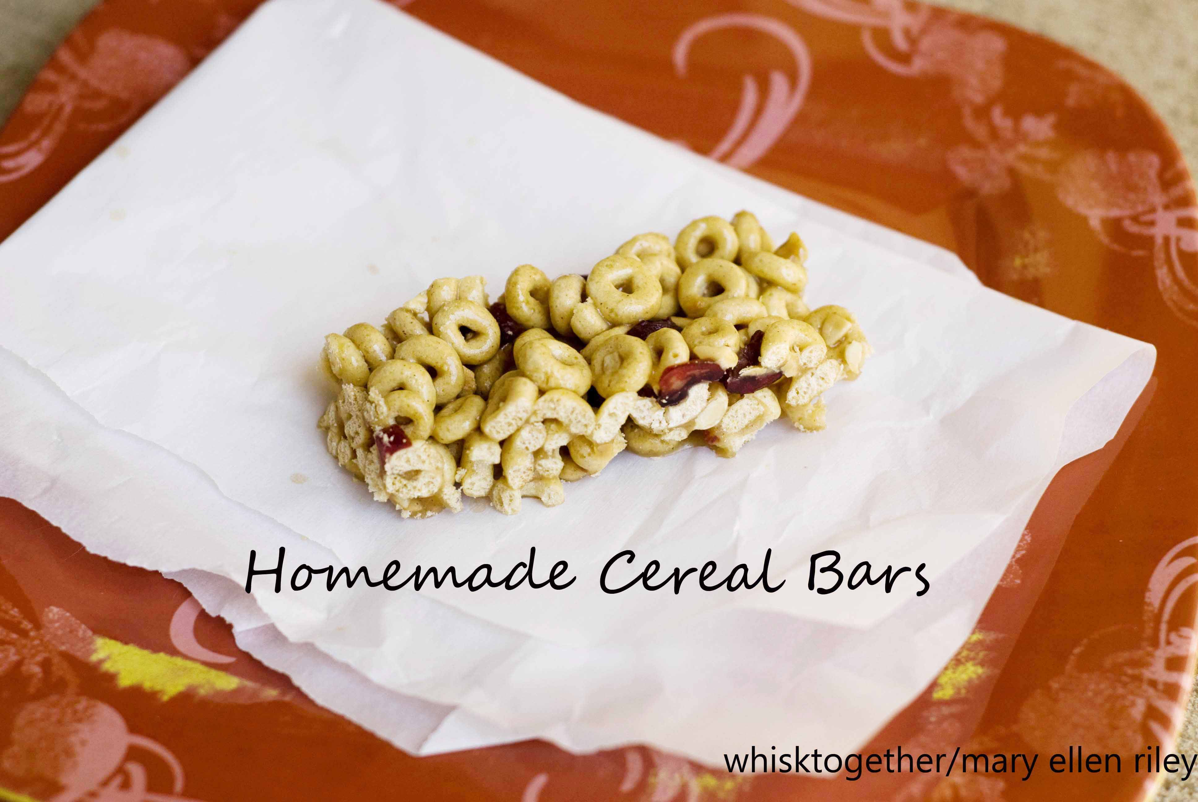 Homemade Honey Nut Cheerios In Three Minutes Recipes — Dishmaps