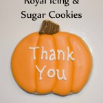 Royal Icing and Sugar Cookies