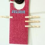 Chore Chart Door Hangers