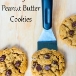 Breakfast Peanut Butter Cookies