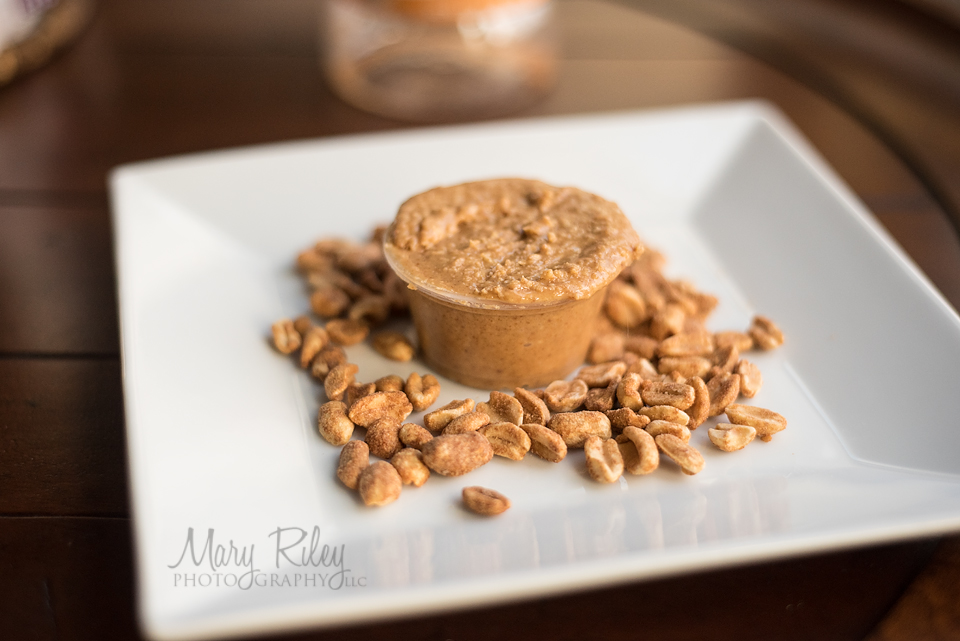 Homemade Honey Roasted Peanut Butter